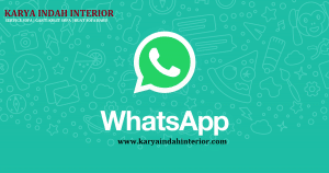 whatsapp karya indah interior