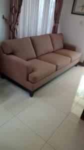 Tukang sofa pamulang  termurah